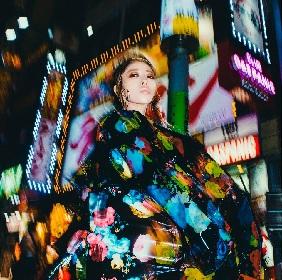 加藤ミリヤ、シングル「新約ディアロンリーガール feat. ECD」アートワークと全貌が明らかに