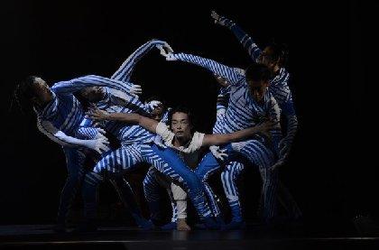 森山未來、荒木作品で舞台表現の新たな領域へ『死刑執行中脱獄進行中』開幕