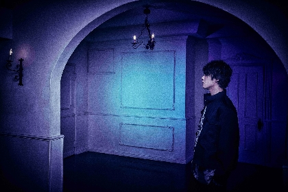 宮川大聖、最新ミニアルバム『Symbol』収録曲「ミスターグリッチ」の全編アニメーションMV公開