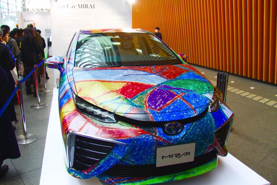 Art Car MIRAI