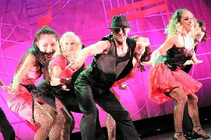 紫吹淳が男性ダンサーのリフトに大興奮! 『バーン・ザ・フロア Joy of Dancing』制作発表レポート