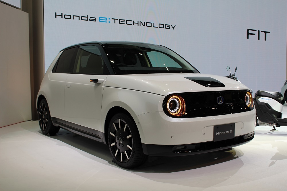 「Honda e:TECHNOLOGY(ホンダ イーテクノロジー)」の関連展示