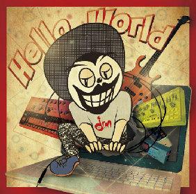 drm、ソロアルバム『Hello World』を1月に発売決定 ティザームービー&収録曲「KABA in the sky」のボカロverも公開に