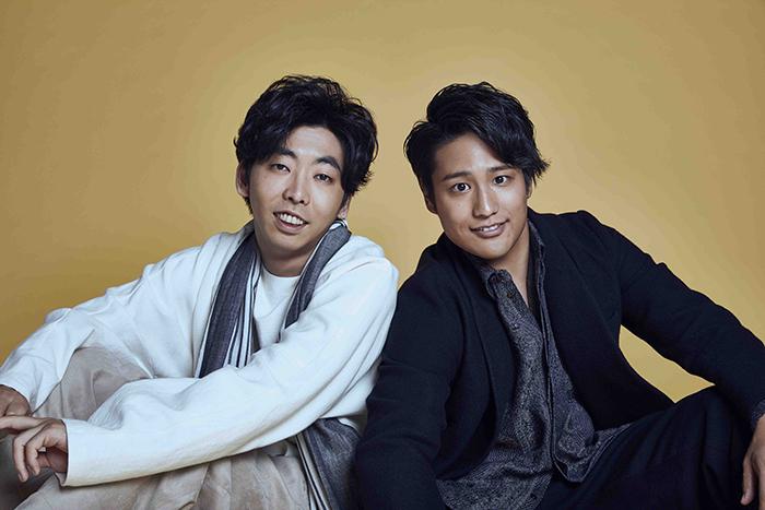 (左から)柄本時生、桐山照史