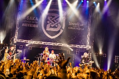 SUPER BEAVERがキュレーター『Bowline 2018』ーBRAHMAN、NakamuraEmi、bacho ーー徹底的に現場至上主義な大阪公演