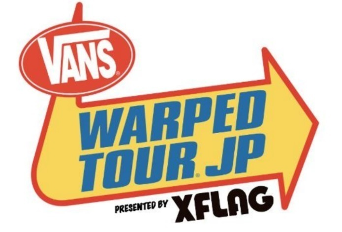 Vans Warped Tour Japan 2018 presented by XFLAG