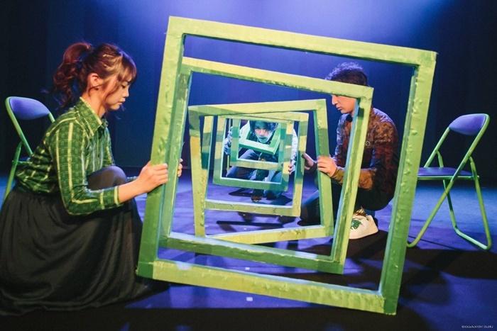 劇団壱劇屋『劇の劇』(2020年)より。 [撮影]河西沙織(劇団壱劇屋)
