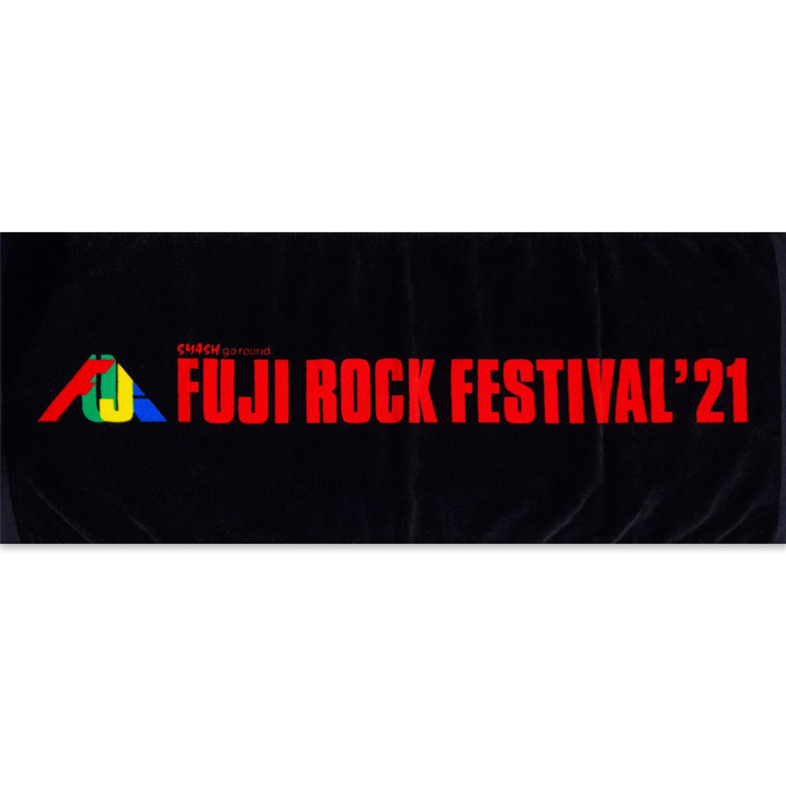 FRF'21 ロゴフェイスタオル  2,750 円(税込)