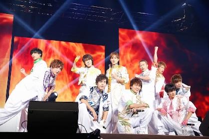 「もう負けたくないんです」BOYS AND MEN、武道館ライブ詳細レポート 夢のステージで見せた極上のエンターテインメント