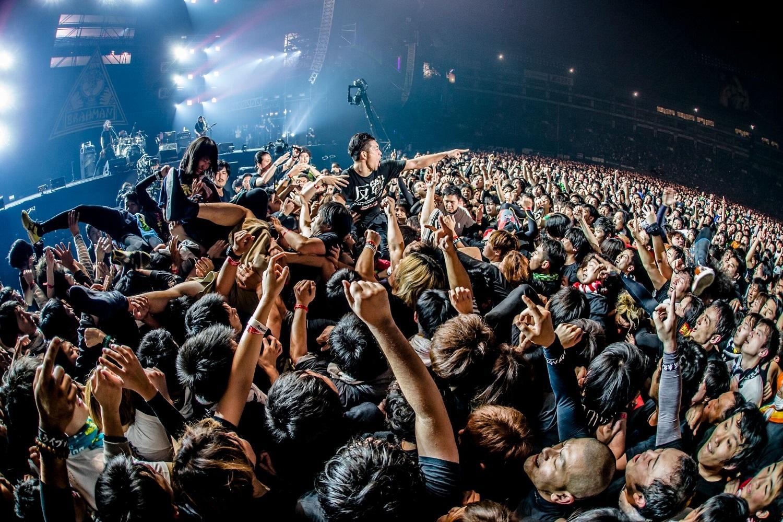 BRAHMAN photo by 青木 カズロー