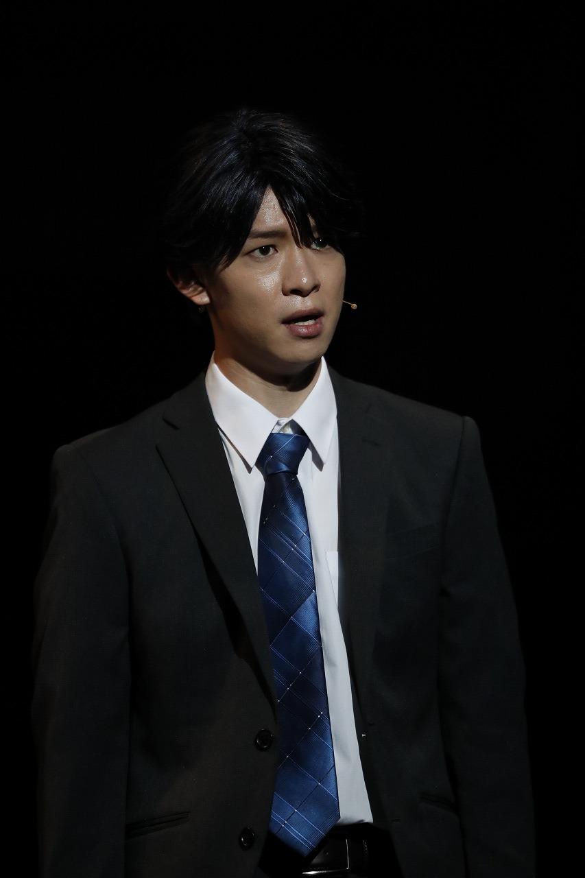 橘 直人:野口 準   (C)和久井健・講談社/舞台「東京リベンジャーズ」製作委員会