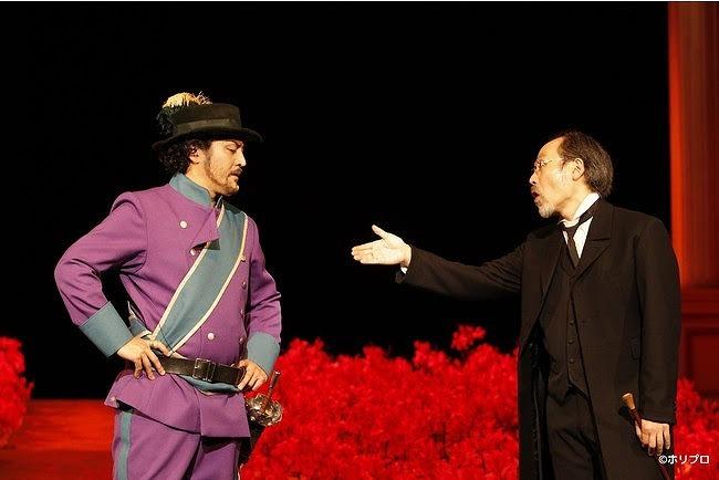 左から)横田栄司、 正名僕蔵(撮影:渡部孝弘)