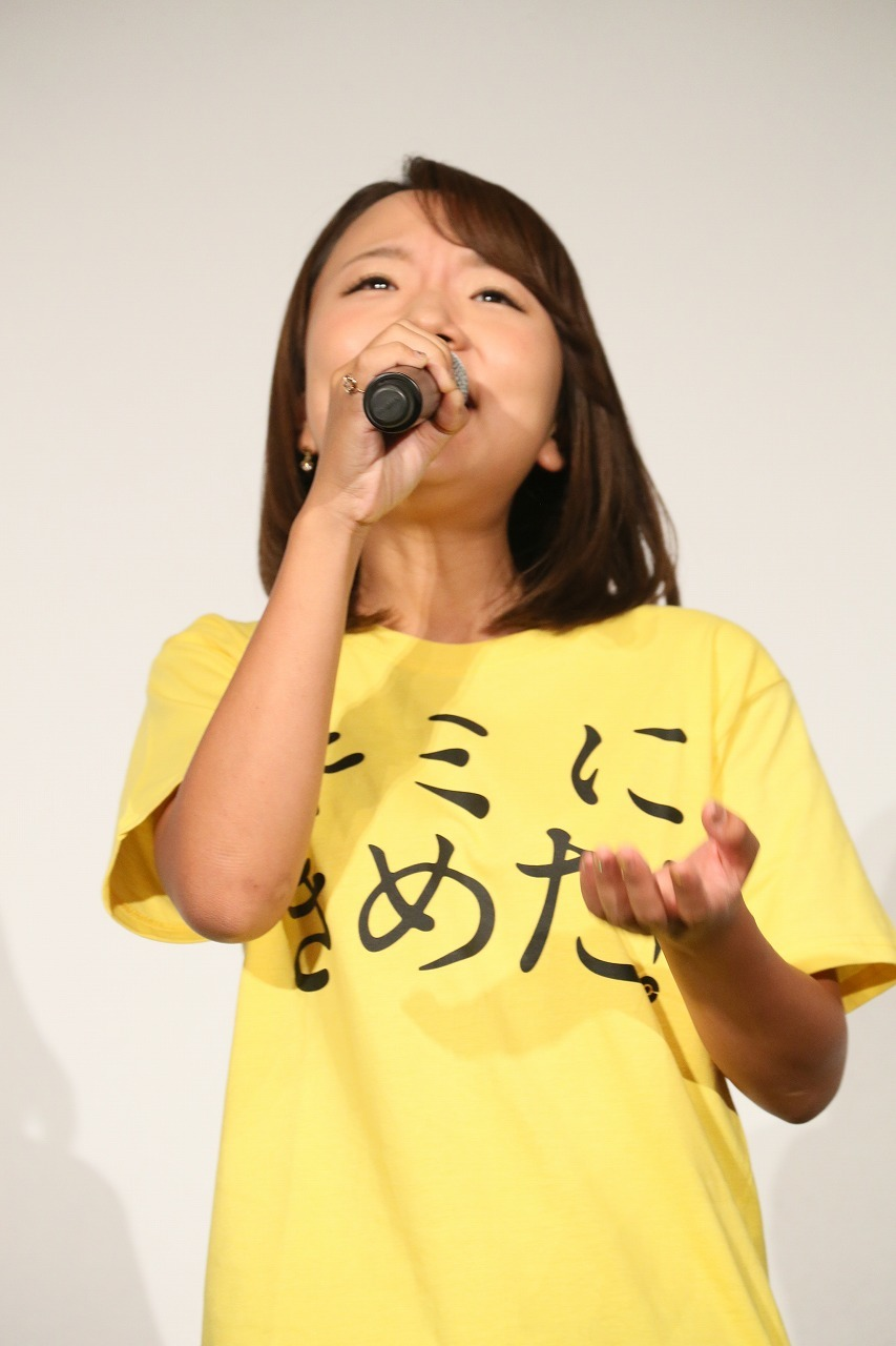 『劇場版ポケットモンスター キミにきめた!』初日舞台挨拶