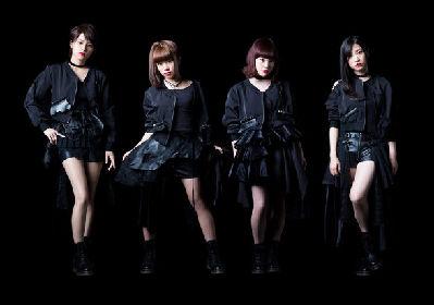 NATASHAから吉田凜音が脱退、残る4人は「TIF」で新曲お披露目