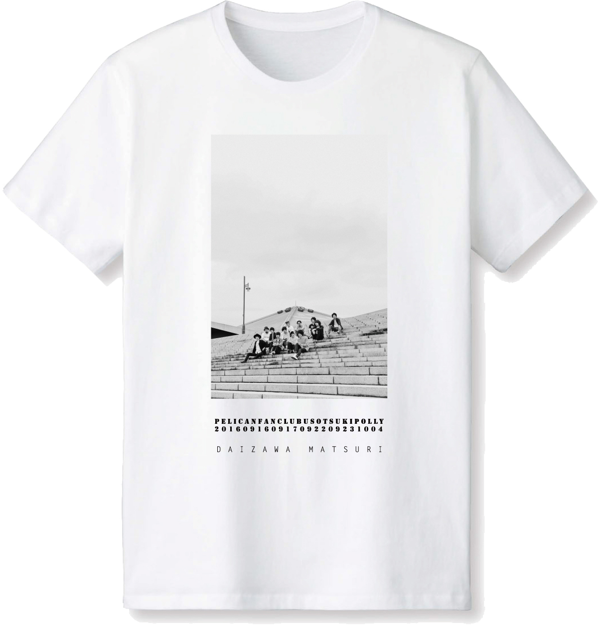 代沢まつり限定Tシャツ