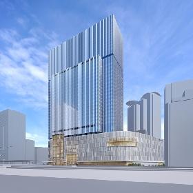 大阪の放送局MBSが「シアターBRAVA!」の後進となる新劇場を新設、2024年夏にJR大阪駅西側に誕生予定