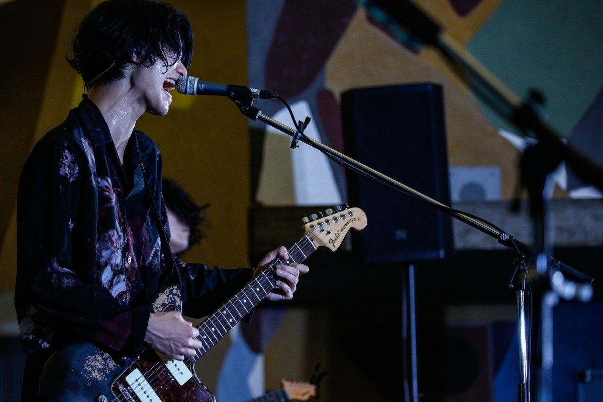 Ivy to Fraudulent Game Photo by 鈴木公平