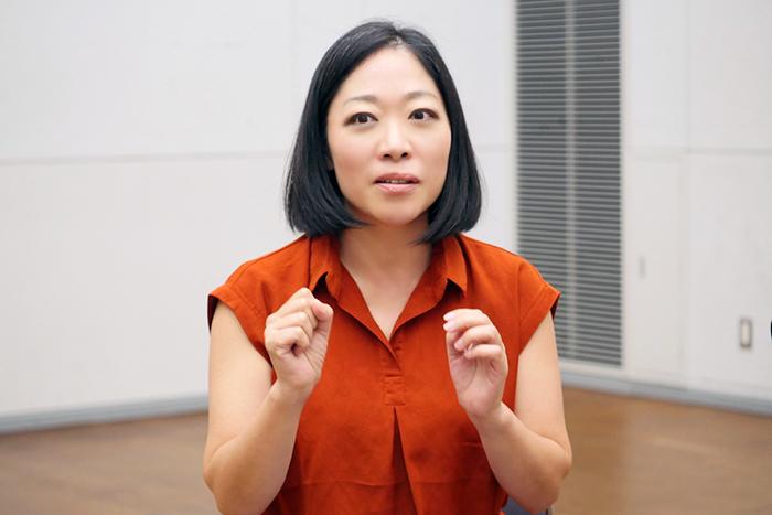 ロスヴァイセ役:田村由貴絵