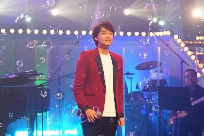 井上芳雄がグリブラで『シャボン玉とんだ 宇宙(ソラ)までとんだ』の楽曲を披露 城田優、加藤和樹、吉野圭吾とコメディドラマも