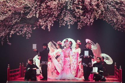 物語の世界へと入り込めるイマーシブシアター『サクラヒメ』が京都・南座で開幕、日本最古の劇場で最先端の演劇体験を