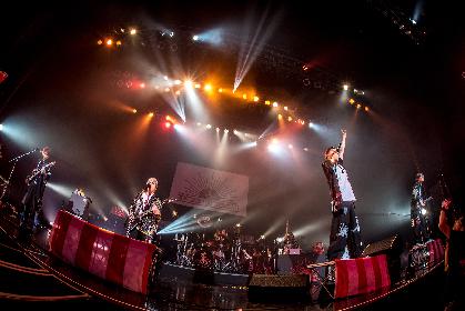 「ここは、俺たちとあなたの居場所です」 オメでたい頭でなにより、バンド史上最大規模のワンマンで届けられた熱狂のステージと感謝の気持ち
