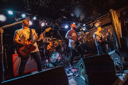 Joy Oppositesがライブデビューを目前に控え、本番さながらの公開リハーサルで初お披露目