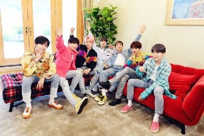 BTS(防弾少年団)のオリジナル特番&『ビルボード・ミュージック・アワード2019』を日テレプラスで一挙放送