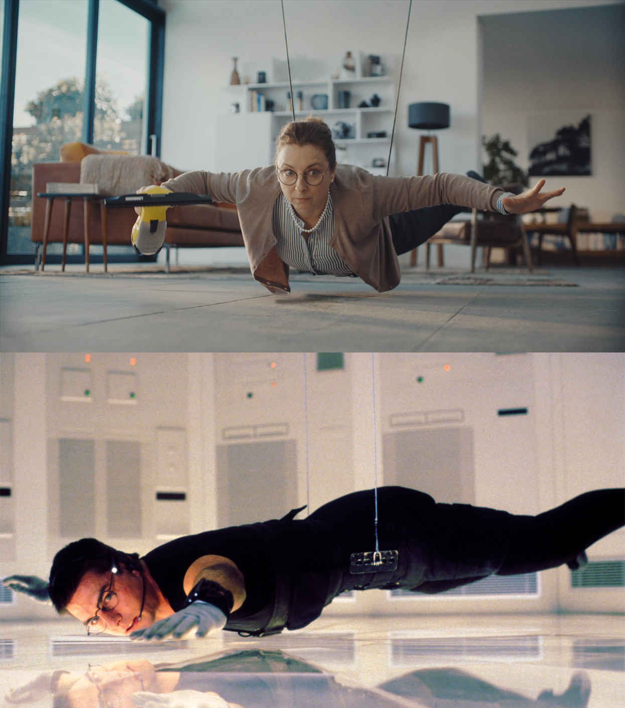 TM & COPYRIGHT (C) 1996 BY PARAMOUNT PICTURES. ALL RIGHTS RESERVED. MISSION: IMPOSSIBLE TM IS  A TRADEMARK OF PARAMOUNT PICTURES. ALL RIGHTS RESERVED.TM, (R) & Copyright (C) 2013 by Paramount Pictures. All Rights Reserved.