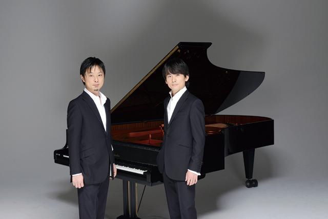 レ・フレール(ピアノ・デュオ) Photo:Yuu Kamimaki