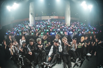 めろちんプロデュースイベント『M FES Vol.1~AKEOME~』夜公演のオフィシャルレポート到着