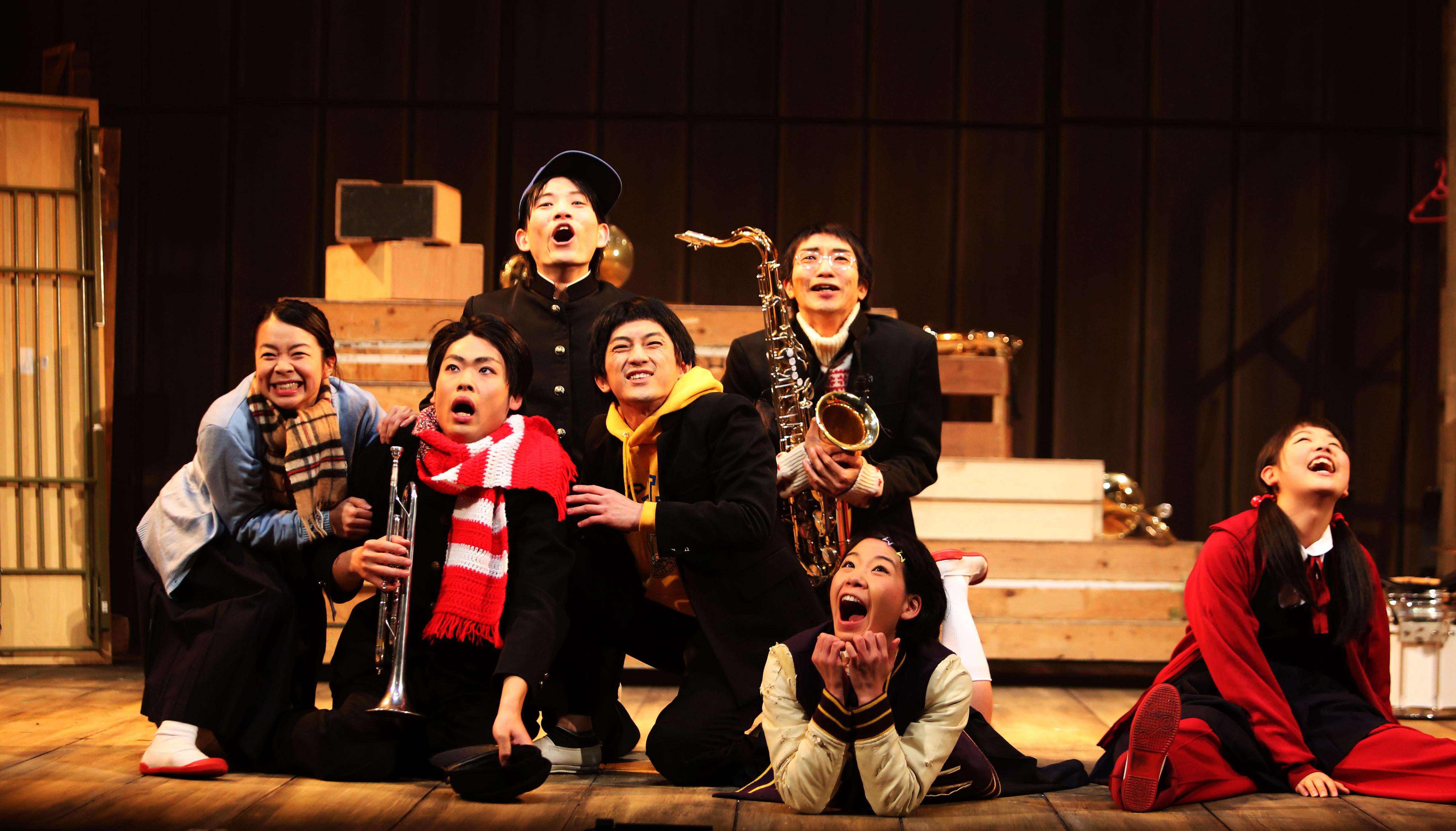 『キルミーアゲイン』初演 撮影:和田咲子