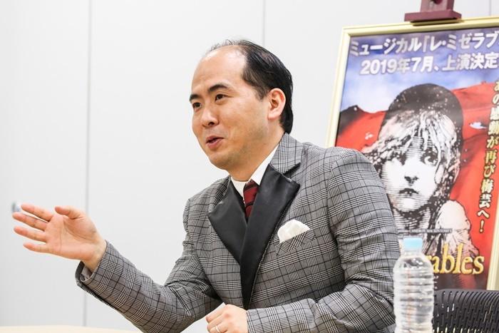 斎藤司(トレンディエンジェル) 撮影=田浦ボン