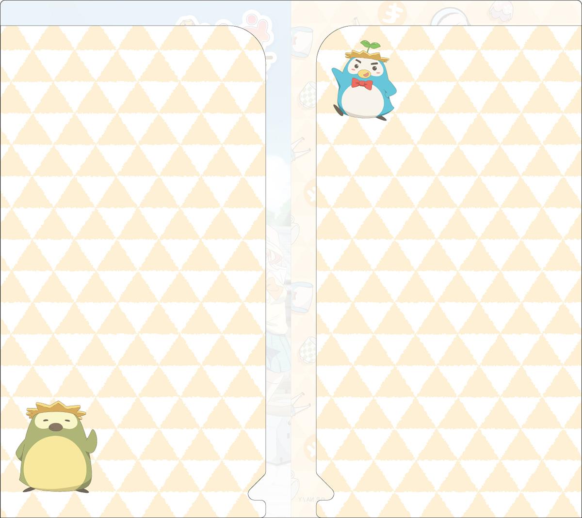 マスクケース(中) (c) プラネット・日本アニメーション/やくならマグカップも製作委員会