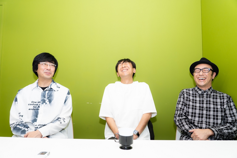 東京03(豊本明長・飯塚悟志・角田晃広)