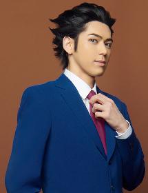 舞台『逆転裁判-逆転の GOLD MEDAL-』成歩堂、御剣、真宵、ゴドー、そして舞台オリジナルキャラクターのビジュアルが解禁!