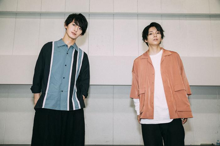 (左から)菊池修司、糸川耀士郎