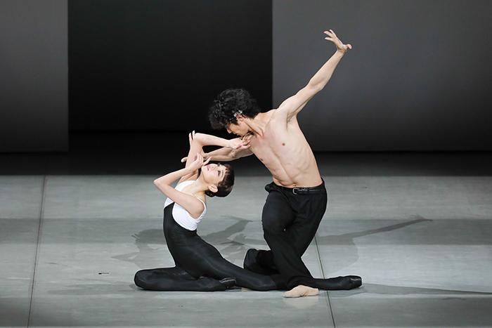 『M』(2020年)上野水香 (C)Kiyonori Hasegawa