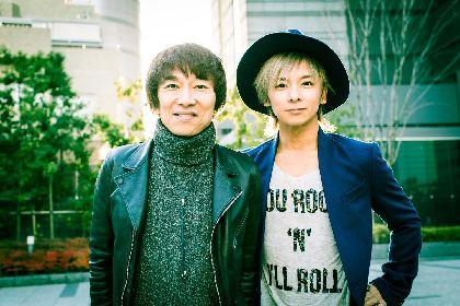 【対談】宮田和弥×松岡充:バンドの成功、軋轢、そして音楽を続けていくこと