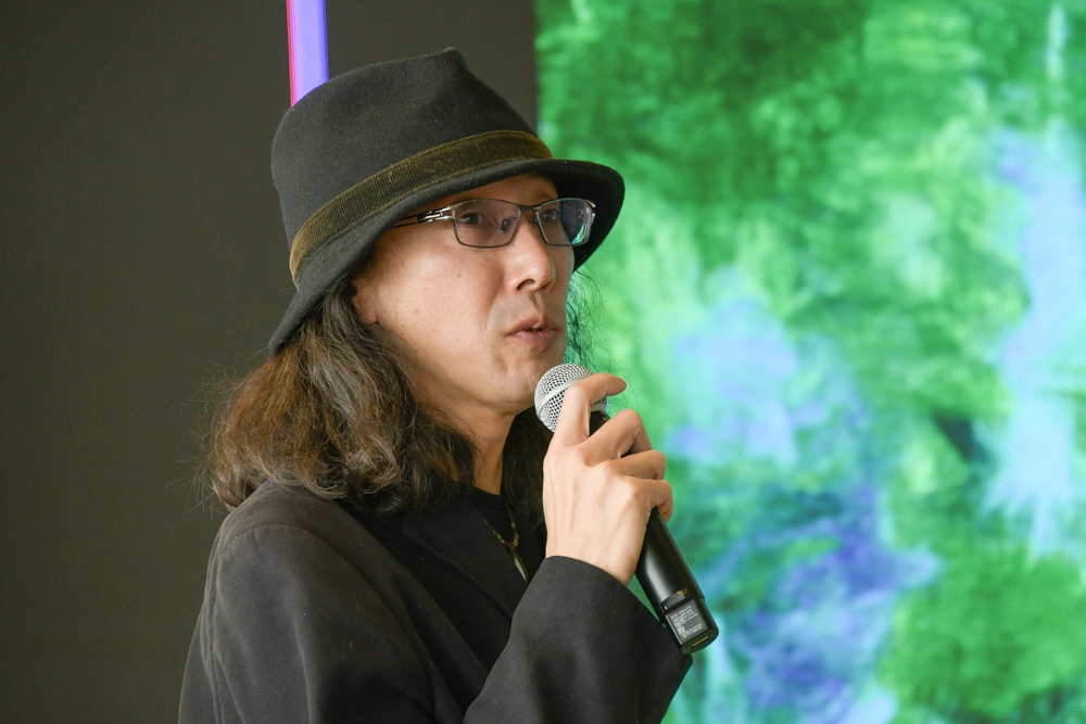 Immersive Museumコンテンツプランナー西田淳氏(株式会社Drill)