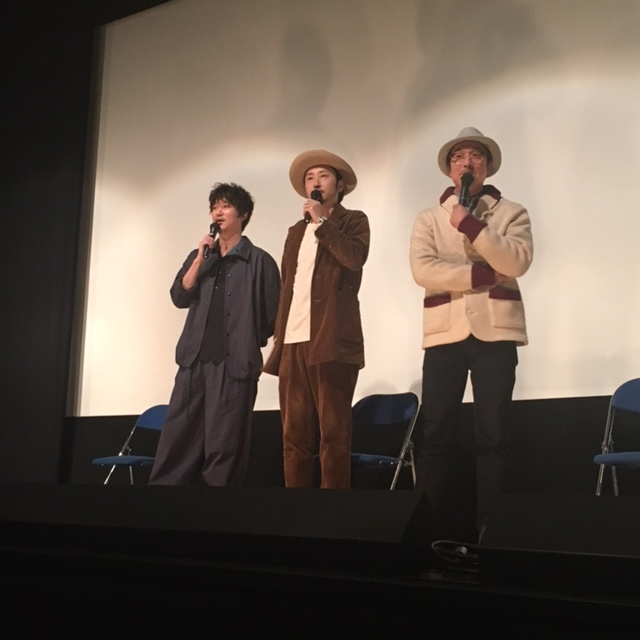 映画『犬猿』トークイベント