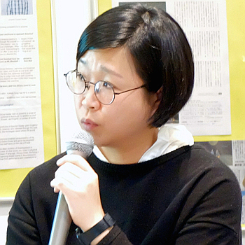 コ・ジュヨン 高珠瑛 Jooyoung Koh