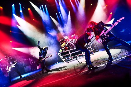 LUNA SEA、30周年ツアーの追加公演として東京ガーデンシアター3DAYSを発表
