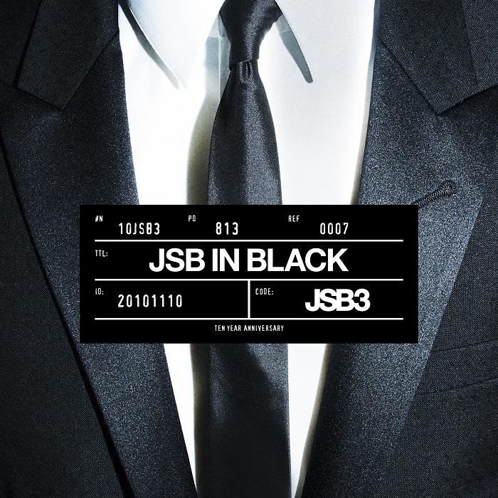 「JSB IN BLACK」