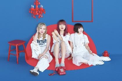 the peggies新曲「BABY!」に2つのタイアップ、東京でのフリーライブも開催決定