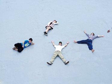 神聖かまってちゃん、結成10周年記念ツアー『33才の春休みツアー』の第2弾の開催を発表