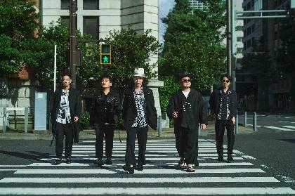 TRI4TH、ニューアルバムにチバユウスケ、Kan Sano、ASOBOiSM、岩間俊樹(SANABAGUN.)ら参加