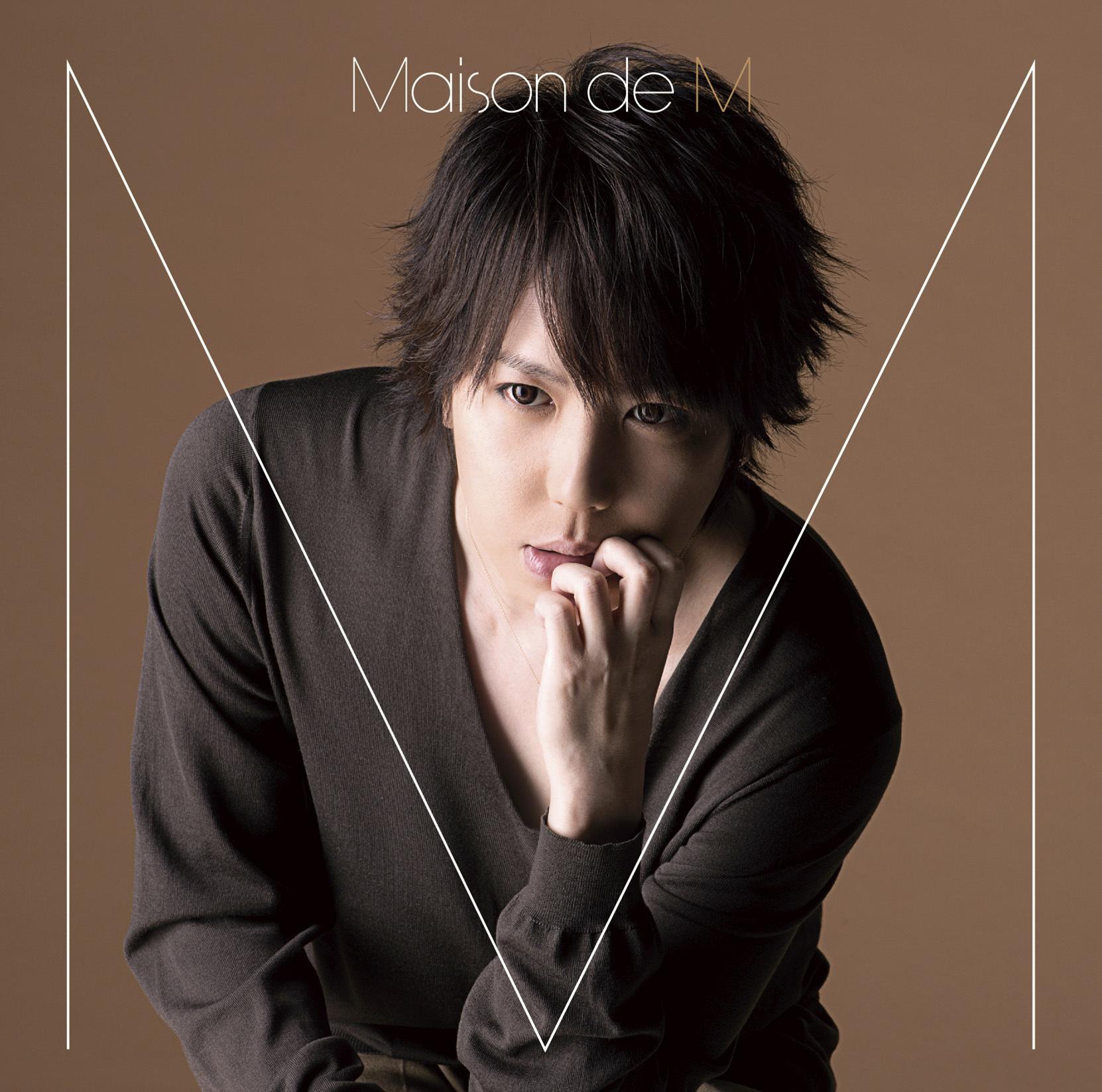 マオ from SID『Maison de M』通常盤