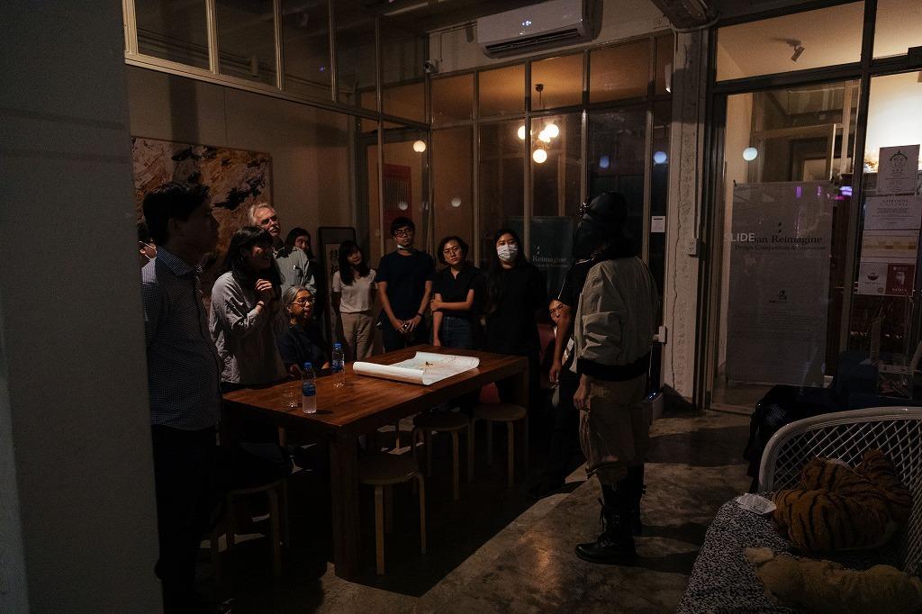 タイ『リンドバークたちの飛行』2020  過去公演写真:瀬尾憲司