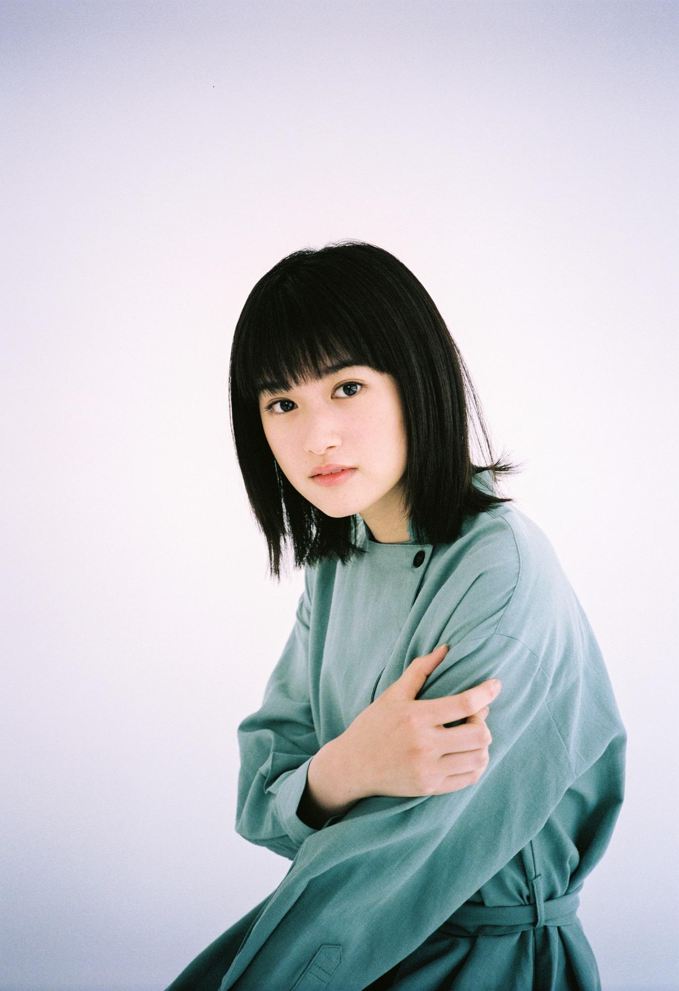 金子みねこ役・小西桜子 (C)「猫」製作委員会