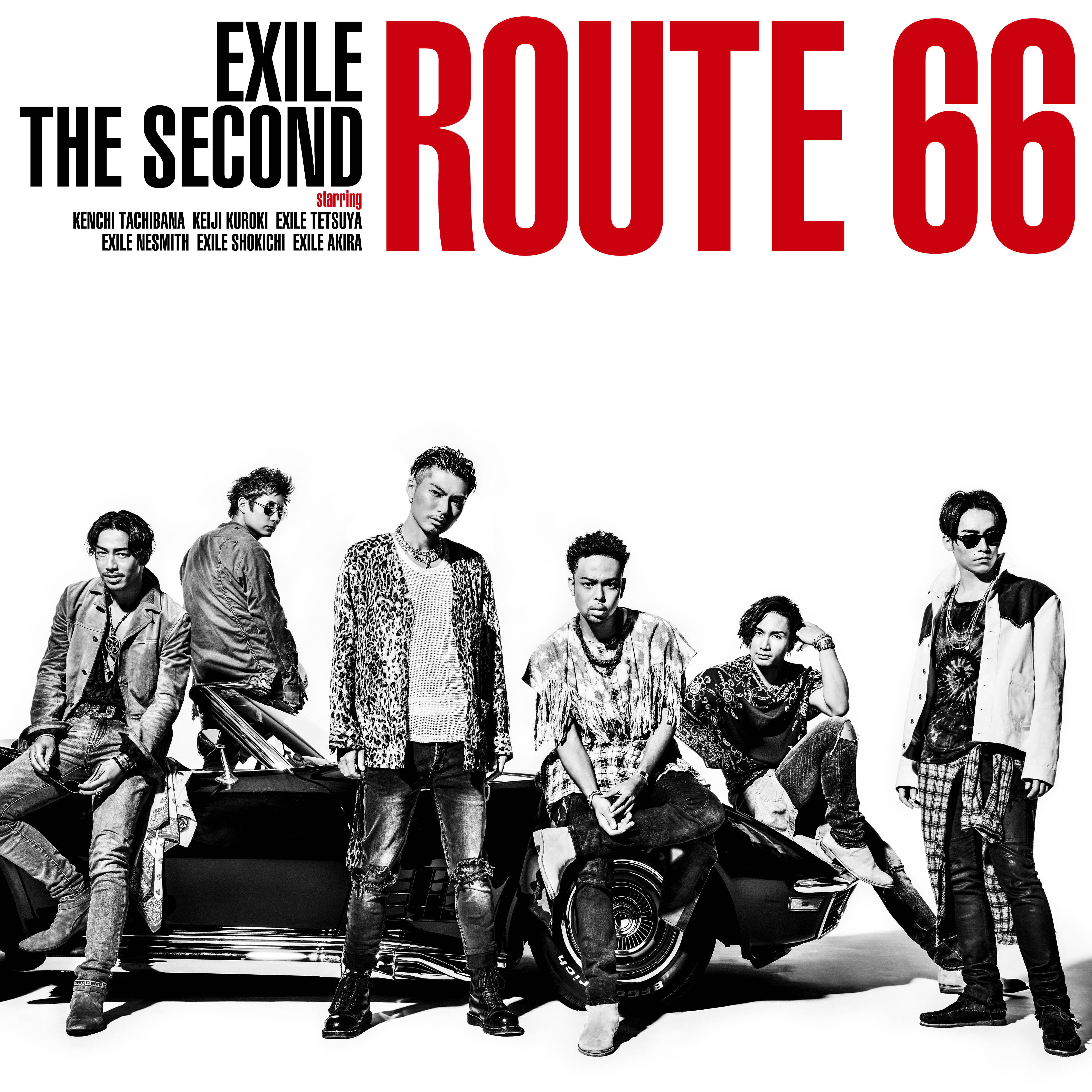 「Route 66」CD